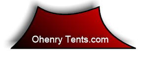 ohenry party tents