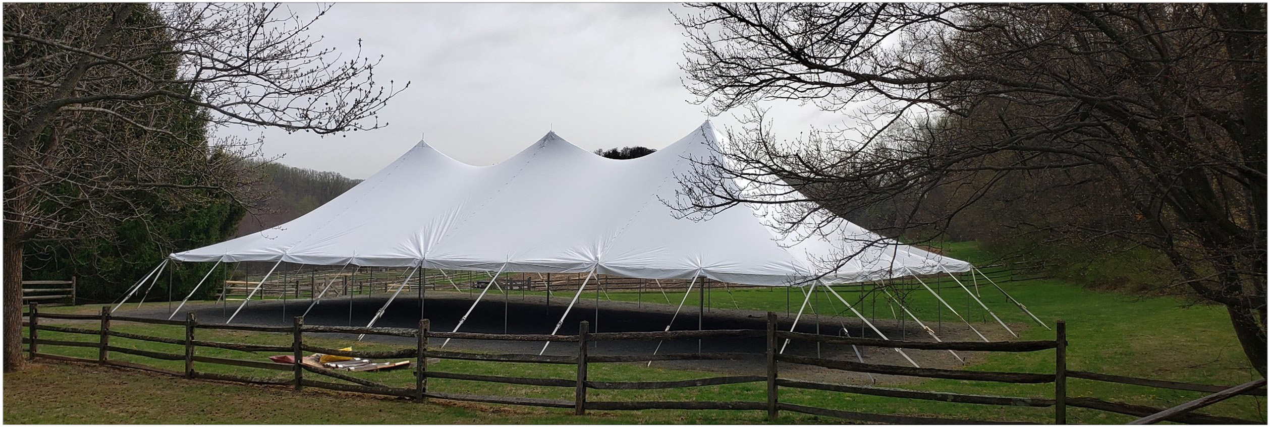 high peak party tents